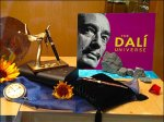 Salvator Dali Point of Purchase Display Overall