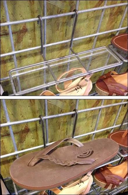 Shoe Ledge for Grid Composite