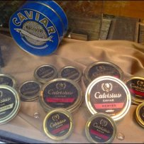 Caviar Upscale Fishmongering Overall Detail