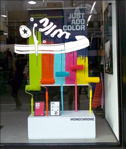 Converse Just-Add-Color Sneaker