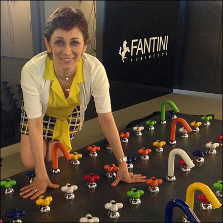 Fantini Retail Fixtures and Display