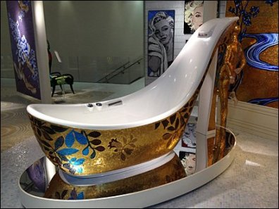 High Heeled Bathtub Gallery