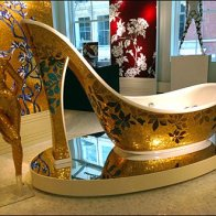 High Heeled Bathtub Main