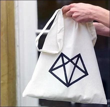 Moxam Branded Cloth Bag