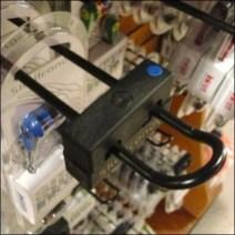 Skullcandy Branded Loop Hook Lock Main