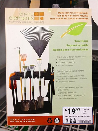 Die-Cut Shovels Sell Workstand 3