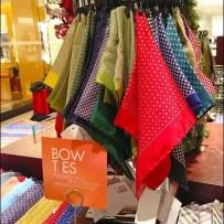 Bow Ties Sartorial Flourish Not Aux