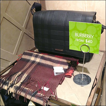 Burberry from $40 Main