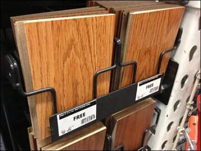 Auto-Feeding Floorboards Free