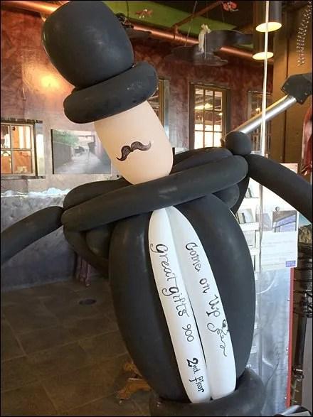 Balloon Man Concierge 1