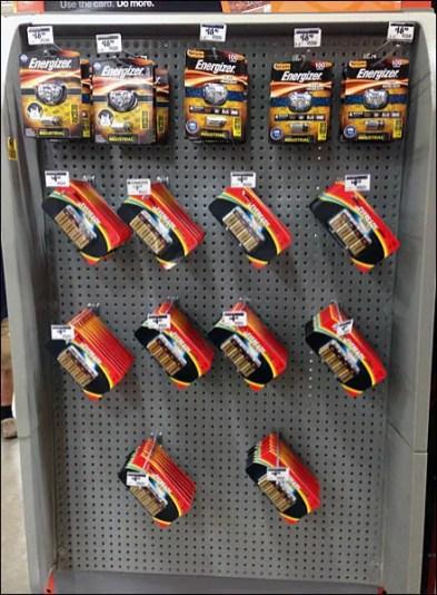 Batteries Hooked Askew on Scan Hooks 4