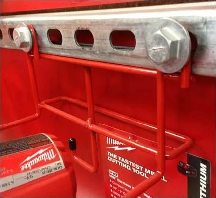 Milwaukee Bolt-n-Bar Tool Tray