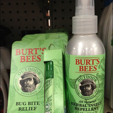 Burts Bees Bug Relief and Repellant Main