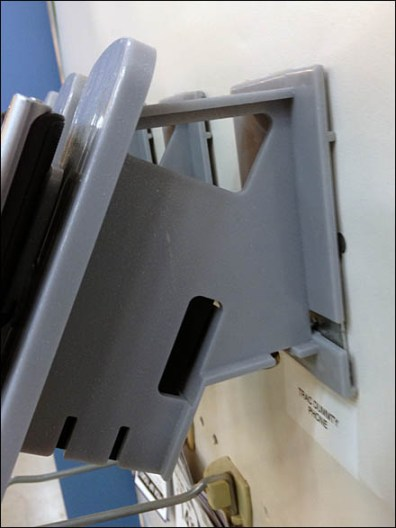 Cell Phone Security Ledge for POP 2