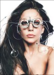 Eyewear Prescription for Lady Gaga Aux