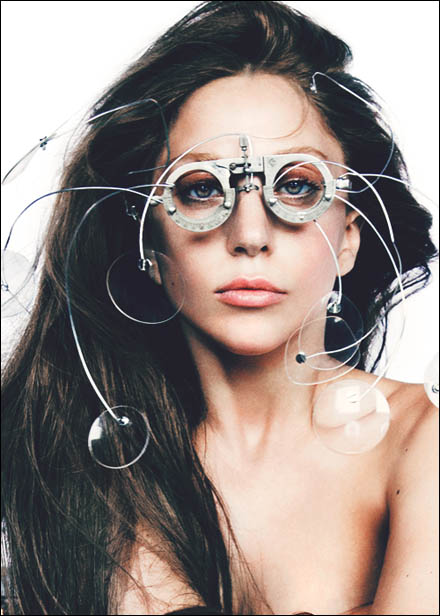Sunglasses and Eyewear Store Fixtures - Eyewear Prescription for Lady Gaga Aux
