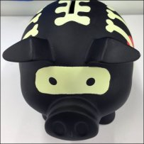 Goth Piggy Bank