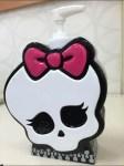 Halloween Goth Skull Soap Dispenser Aux