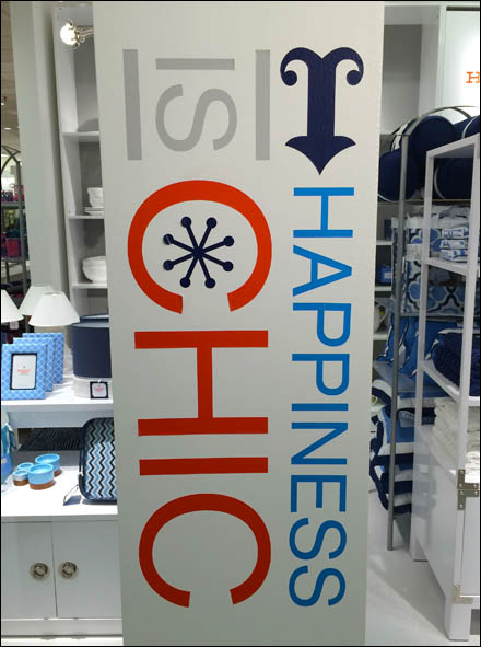 Happiness is Chic Main