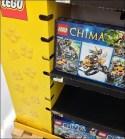 Lego Corrugated Shelves Adjust