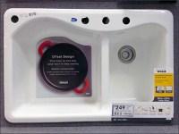 Kohler Dropshadow Sink Benefit