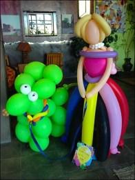 Balloon Figure Merchandising Mannequin Main