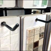 Grommet Cards for Flat Tile