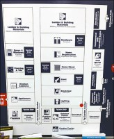 Hardware Store Navigation Map