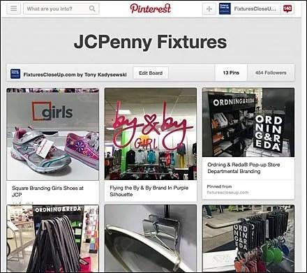 JCPenny Fixtures