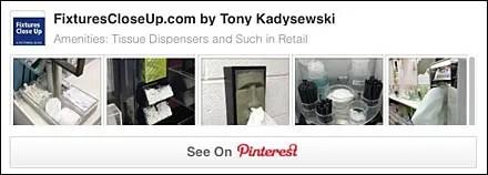 Tissue Dispensers in Retail