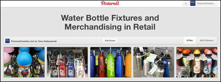 Water Bottle Fixtures Pinterest Board