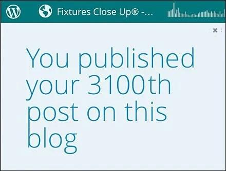 3100 Fixture Close Up Posts