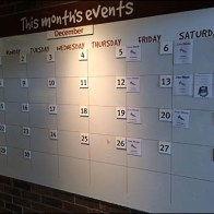 Christmas Schedule In-Store Overall