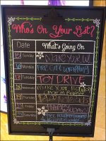 Christmas List Countdown In-Store
