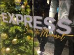 Express Own The Moment Branding Main