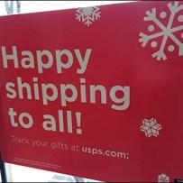 Happy Xmas Shipping to All
