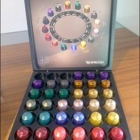 Nespresso Color Sampler Pak Closeup