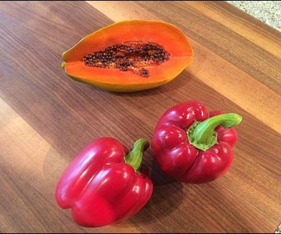 Realistic Sliced Food Prop 1