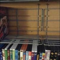 Pigtail Shelf Dividers
