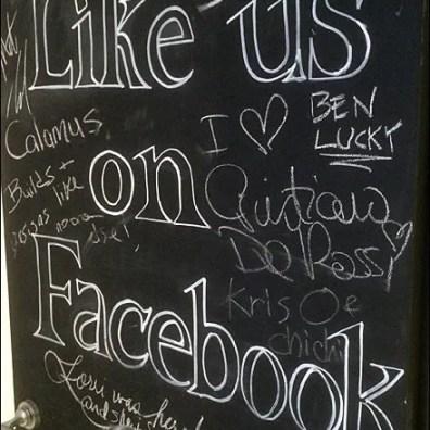 Snaidero Like Us on Facebook Main