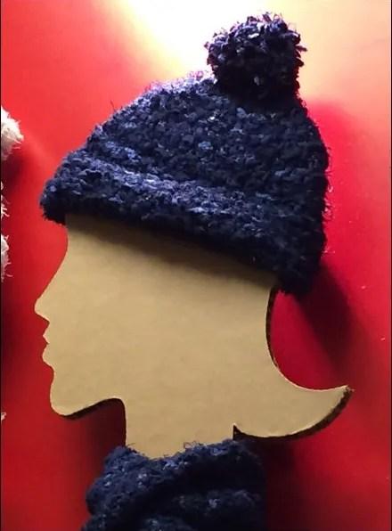 Winter Caps on Corrugated Aux