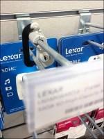 Carabiner Anti-Theft Lock