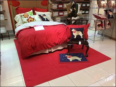 Dog Bed Merchandising 1