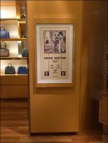Louis Vuitton Locations in Art Nouveau 1