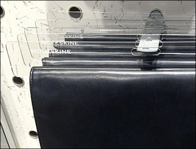 Moleskine Branded Folio Hangers