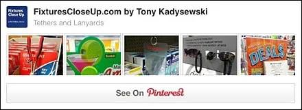 Tethers and Lanyard FixturesCloseUp Pinterest Board