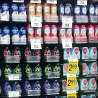 Water Flavoring Category Management Fixtures