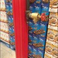 Interlocking Bumper Guard for Columns Aux
