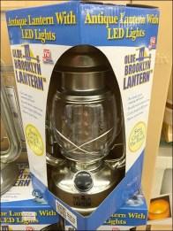 LED Kersene Lamp for Modern Preppers 1