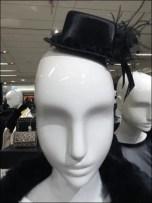 Mannequin Top Hat Main